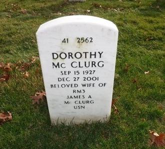 MCCLURG, DOROTHY - Suffolk County, New York | DOROTHY MCCLURG - New York Gravestone Photos