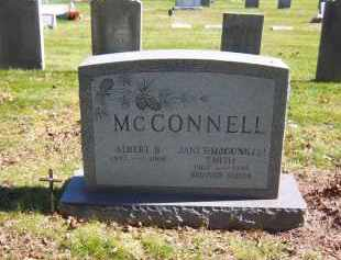 MCCONNELL, ALBERT - Suffolk County, New York | ALBERT MCCONNELL - New York Gravestone Photos