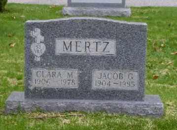 MERTZ, JACOB G. - Suffolk County, New York | JACOB G. MERTZ - New York Gravestone Photos