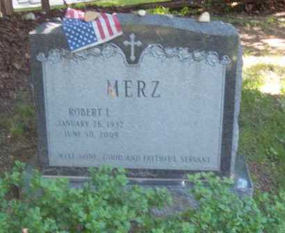 MERZ, ROBERT I. - Suffolk County, New York | ROBERT I. MERZ - New York Gravestone Photos