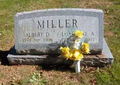 MILLER, ALBERT D. - Suffolk County, New York | ALBERT D. MILLER - New York Gravestone Photos
