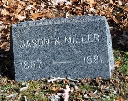 MILLER, JASON N - Suffolk County, New York | JASON N MILLER - New York Gravestone Photos