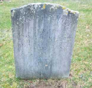 BENNETT MILLER, MATILDA A. - Suffolk County, New York | MATILDA A. BENNETT MILLER - New York Gravestone Photos