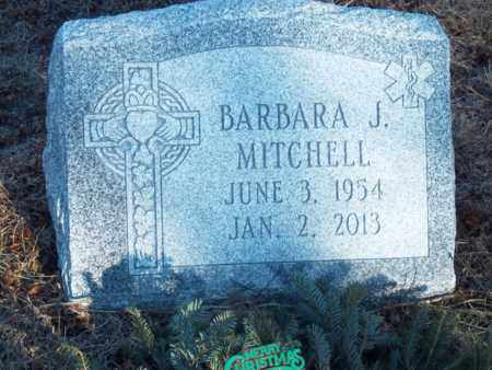 MITCHELL, BARBARA J - Suffolk County, New York | BARBARA J MITCHELL - New York Gravestone Photos