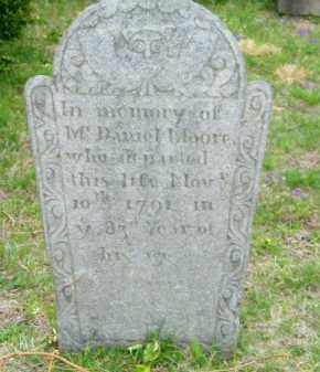 MOORE, DANIEL - Suffolk County, New York | DANIEL MOORE - New York Gravestone Photos