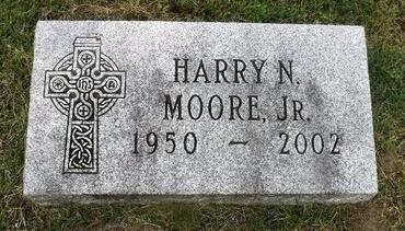 MOORE, HARRY N - Suffolk County, New York | HARRY N MOORE - New York Gravestone Photos