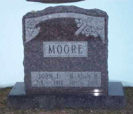 MOORE, JOHN - Suffolk County, New York | JOHN MOORE - New York Gravestone Photos
