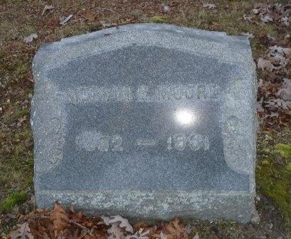 MOORE, MERVIN E - Suffolk County, New York | MERVIN E MOORE - New York Gravestone Photos