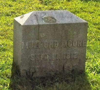 MOORE, MULFORD - Suffolk County, New York | MULFORD MOORE - New York Gravestone Photos