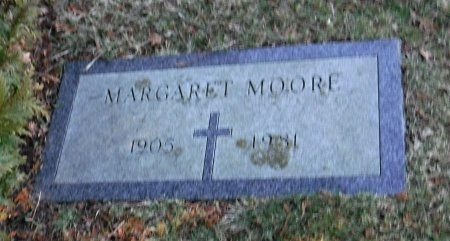 MOORE, MARGARET - Suffolk County, New York   MARGARET MOORE - New York Gravestone Photos