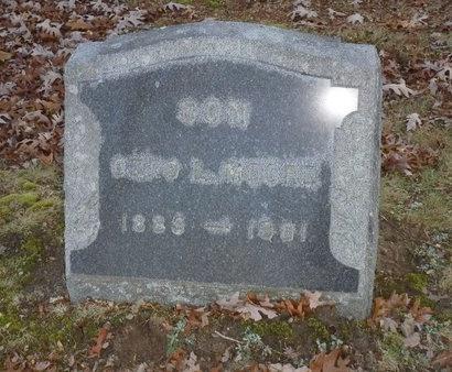 MOORE, OZRO L - Suffolk County, New York | OZRO L MOORE - New York Gravestone Photos
