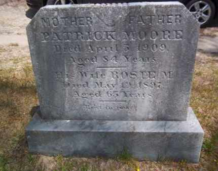 MOORE, PATRICK - Suffolk County, New York | PATRICK MOORE - New York Gravestone Photos
