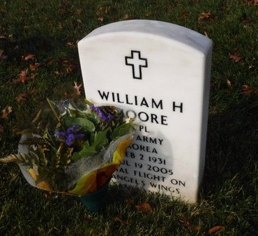 MOORE, WILLIAM H - Suffolk County, New York | WILLIAM H MOORE - New York Gravestone Photos