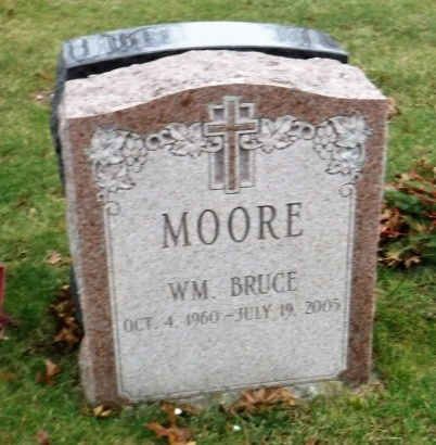MOORE, WILLIAM BRUCE - Suffolk County, New York | WILLIAM BRUCE MOORE - New York Gravestone Photos