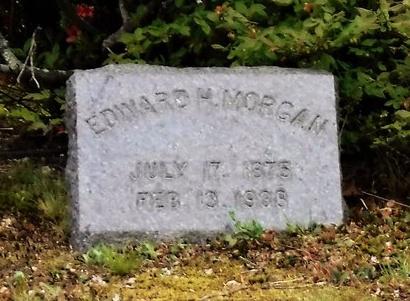 MORGAN, EDWARD H - Suffolk County, New York | EDWARD H MORGAN - New York Gravestone Photos