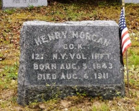 MORGAN (CW), HENRY - Suffolk County, New York | HENRY MORGAN (CW) - New York Gravestone Photos