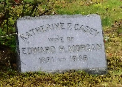 CASEY MORGAN, KATHERINE F - Suffolk County, New York | KATHERINE F CASEY MORGAN - New York Gravestone Photos