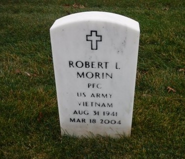 MORIN (VN), ROBERT L - Suffolk County, New York | ROBERT L MORIN (VN) - New York Gravestone Photos