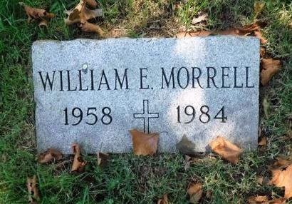 MORRELL, WILLIAM E - Suffolk County, New York | WILLIAM E MORRELL - New York Gravestone Photos