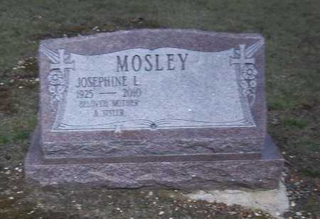 MOSLEY, JOSEPHINE L - Suffolk County, New York | JOSEPHINE L MOSLEY - New York Gravestone Photos
