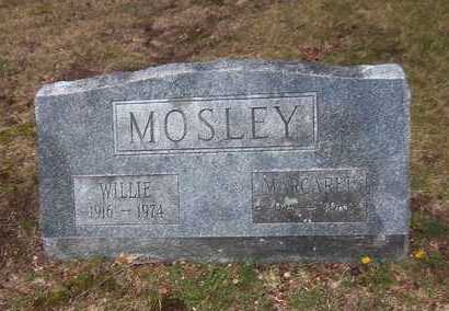 MOSLEY, WILLIE - Suffolk County, New York | WILLIE MOSLEY - New York Gravestone Photos