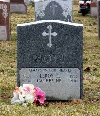 MOTT, CATHERINE - Suffolk County, New York | CATHERINE MOTT - New York Gravestone Photos