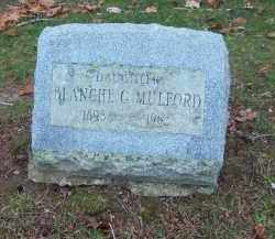 MULFORD, BLANCHE C. - Suffolk County, New York | BLANCHE C. MULFORD - New York Gravestone Photos
