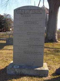 MULFORD, SAMUEL - Suffolk County, New York | SAMUEL MULFORD - New York Gravestone Photos