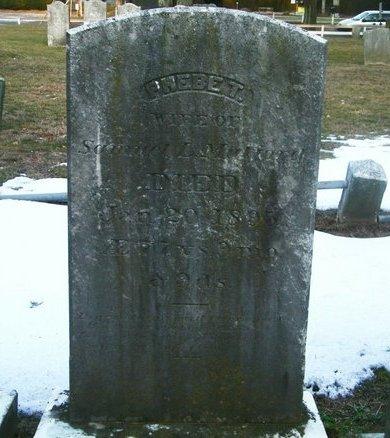 MULFORD, PHEBE T - Suffolk County, New York | PHEBE T MULFORD - New York Gravestone Photos