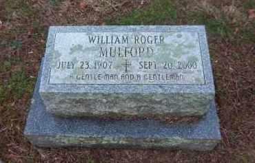 MULFORD, WILLIAM - Suffolk County, New York   WILLIAM MULFORD - New York Gravestone Photos