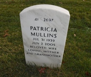 MULLINS, PATRICIA - Suffolk County, New York | PATRICIA MULLINS - New York Gravestone Photos
