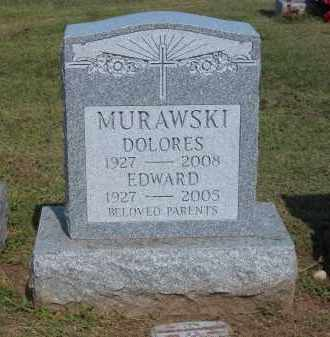 MURAWSKI, DOLORES - Suffolk County, New York | DOLORES MURAWSKI - New York Gravestone Photos