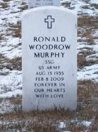 MURPHY (SERV), RONALD WOODROW - Suffolk County, New York | RONALD WOODROW MURPHY (SERV) - New York Gravestone Photos