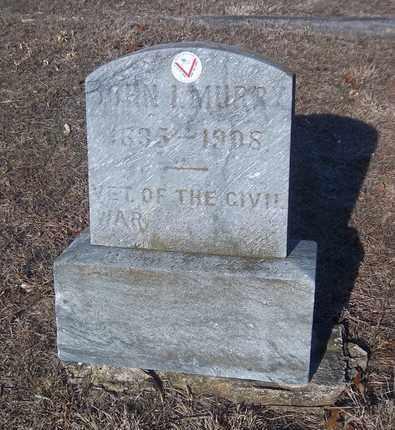 MURRY, JOHN L. - Suffolk County, New York | JOHN L. MURRY - New York Gravestone Photos