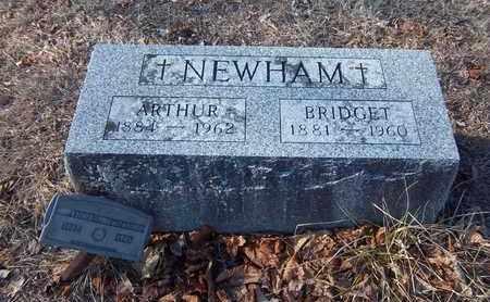 NEWHAM, BRIDGET - Suffolk County, New York | BRIDGET NEWHAM - New York Gravestone Photos