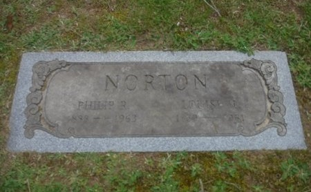 NORTON, LOUISE H - Suffolk County, New York | LOUISE H NORTON - New York Gravestone Photos