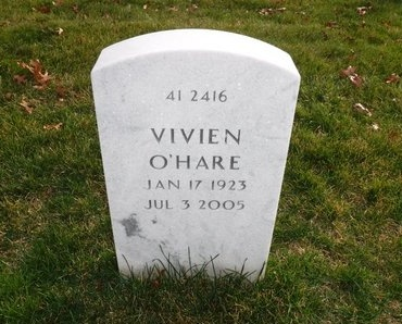 O'HARE, VIVIEN - Suffolk County, New York | VIVIEN O'HARE - New York Gravestone Photos