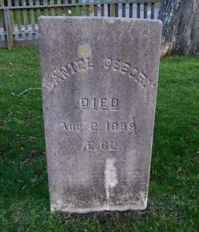 OSBORN, DANIEL - Suffolk County, New York | DANIEL OSBORN - New York Gravestone Photos