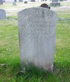 OSBORN, HENRY - Suffolk County, New York | HENRY OSBORN - New York Gravestone Photos