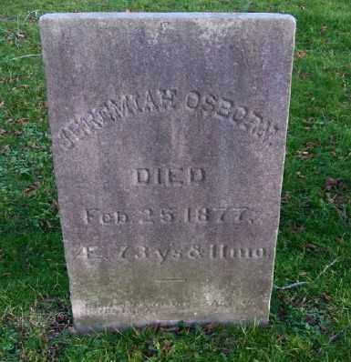 OSBORN, JEREMIAH - Suffolk County, New York | JEREMIAH OSBORN - New York Gravestone Photos