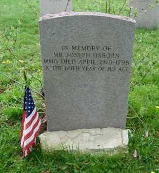 OSBORN, JOSEPH - Suffolk County, New York   JOSEPH OSBORN - New York Gravestone Photos