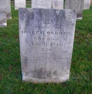 OSBORN, JOSEPH - Suffolk County, New York | JOSEPH OSBORN - New York Gravestone Photos