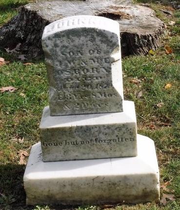 OSBORN, JOHN - Suffolk County, New York   JOHN OSBORN - New York Gravestone Photos