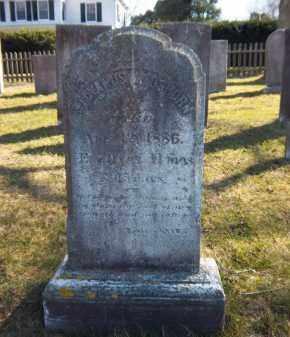 OSBORN, SYLVANUS M. - Suffolk County, New York | SYLVANUS M. OSBORN - New York Gravestone Photos