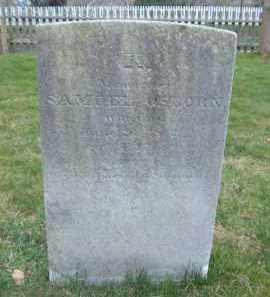 OSBORN, SAMUEL - Suffolk County, New York | SAMUEL OSBORN - New York Gravestone Photos