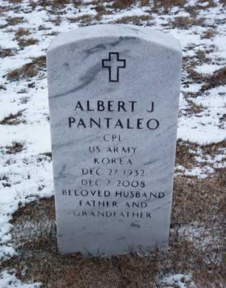 PANTALEO, ALBERT J - Suffolk County, New York | ALBERT J PANTALEO - New York Gravestone Photos