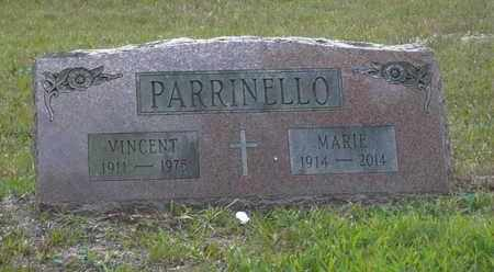 PARRINELLO, VINCENT - Suffolk County, New York | VINCENT PARRINELLO - New York Gravestone Photos