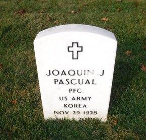 PASCUAL, JOAQUIN J - Suffolk County, New York | JOAQUIN J PASCUAL - New York Gravestone Photos