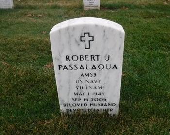 PASSALAQUA, ROBERT J - Suffolk County, New York   ROBERT J PASSALAQUA - New York Gravestone Photos