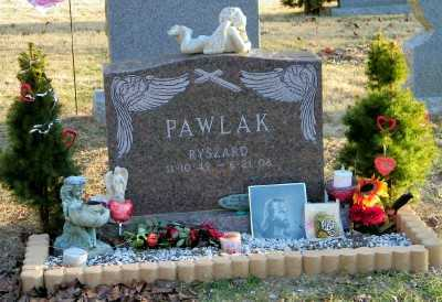 PAWLAK, RYSZARD - Suffolk County, New York | RYSZARD PAWLAK - New York Gravestone Photos